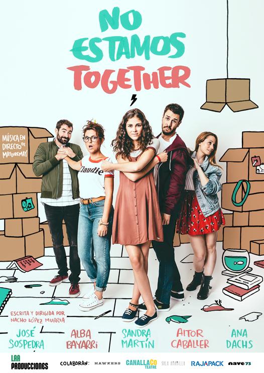 Cartel-Together-2015-Madrid