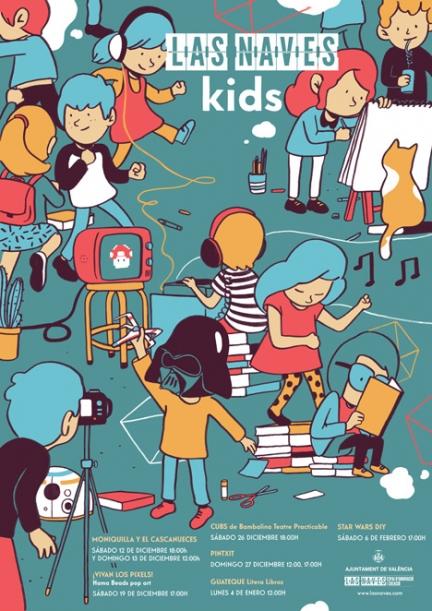 Las Naves Kids